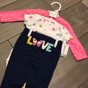 Baby basic 3 pieces